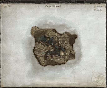 Karquul Hideout