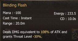 Blinding Flash