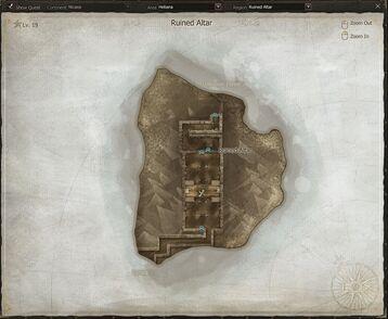 Ruined Altar