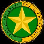 Chernarussian Presidential Seal