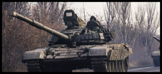 Chernarussian Defense Force tank