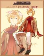 Isaac harvestfest
