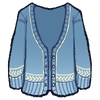 Sea breeze cardigan