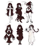 Henrietta outfit concepts