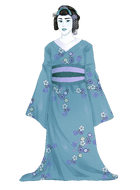 Shouko geisha ghost v