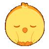 Chick cushion