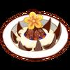 Blooming moondrop chocolate