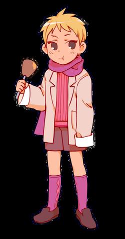 Adrien kid
