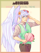 Mimuro goddessfest outfit