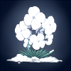 File:Glowing white flower.png