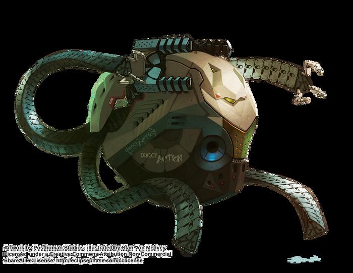 ReaperMorph DirectActionMercenary StanVonMedvey