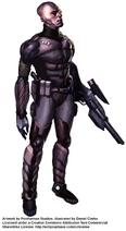 RemadeMorph UltimateMercenary DanielClarke