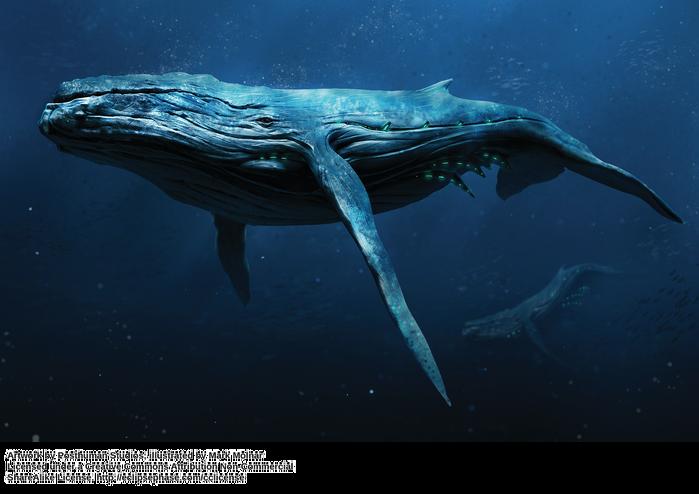 Neo-WhaleMorph MarkMolnar