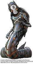 Slitheroid ExtropianSmuggler BenNewman