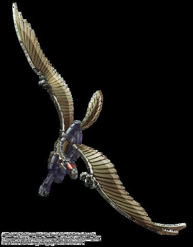 OpteryxMorph Geppert
