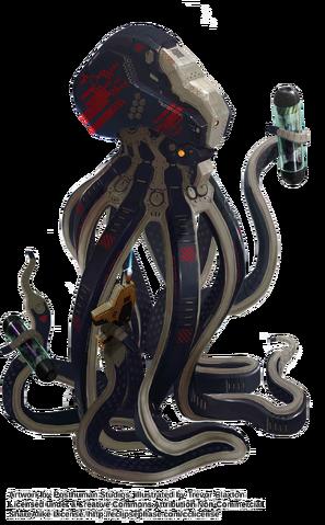 SynthOctopus TrevorClaxton