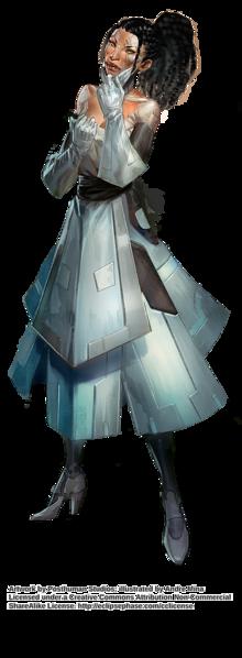 ShaperMorph EnceladanBodyStylist AndreMina