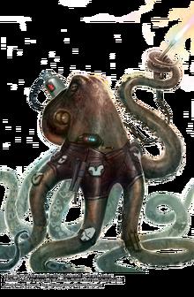 Octomorph MercurialScavenger DanielClarke