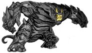 Pantheriod grayscale