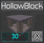 HollowBlockIcon