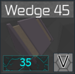 Wedge45Icon