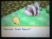 Sewage Toad Gepyo