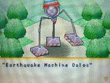 Earthquake Machine Dalos