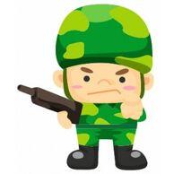 Sticker-mural-chef-militaire
