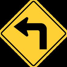 Warning sign Wa-1L