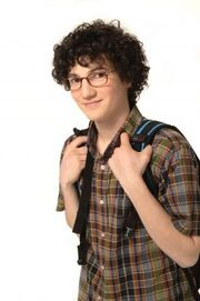 Degrassi the next generation Wesley