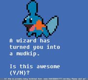 Wizard-turned-you-mudkip
