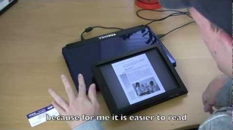 Assistive Technology in Action - Meet Sam
