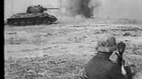 WW2-Wermacht Panzershrek Video