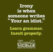 Grammarly on Facebook