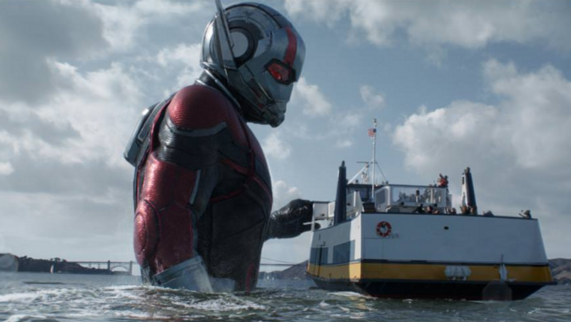 Did You Catch These 15 'Ant-Man and The Wasp' Easter Eggs
