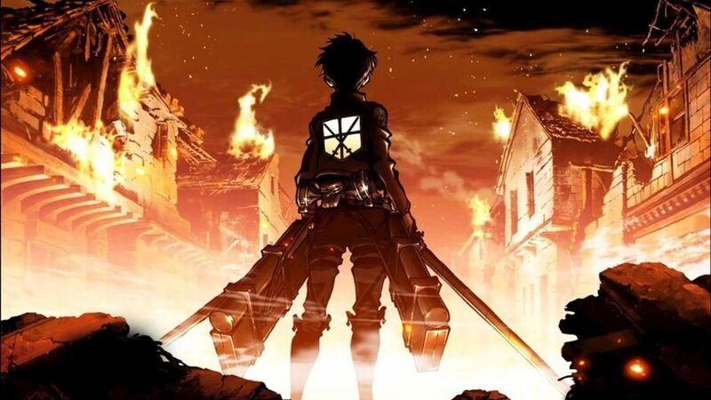 5 Anime to Watch If You Love Attack on Titan | Fandom