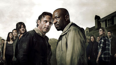 'The Walking Dead' Thank You Video Reminds Us Just How British the Cast Is!