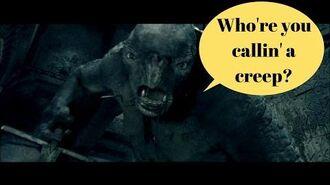 How to Edain- Creeping Part 1 - How to creep a troll!