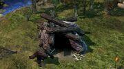 Cave Troll Lair