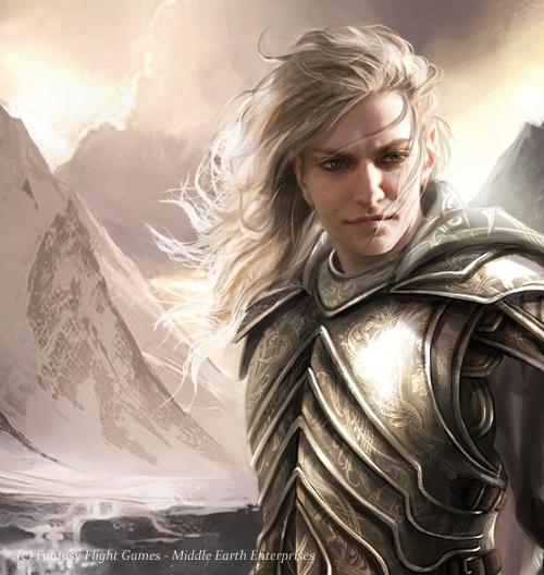 Glorfindel Travels to Moria's Foundations of Stone - Fantasy ...