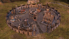 Angmar citadel