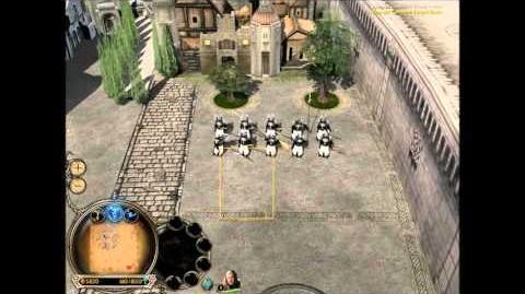 Minas Tirith - Barracks