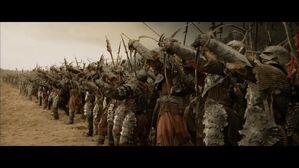 Minas Morgul Archers