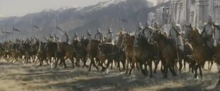 Gondor knights movie