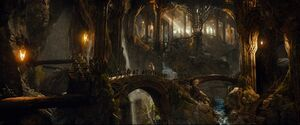 Mirkwood Entrance