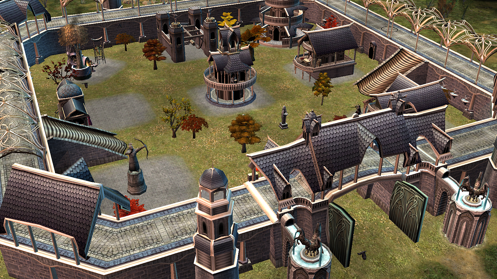 New City Of Heroes Game