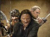 Three Hunters