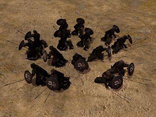 Porcupine Traitors