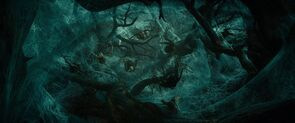Mirkwood Spiders-0