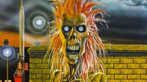 Iron Maiden - Prowler (lyrics)